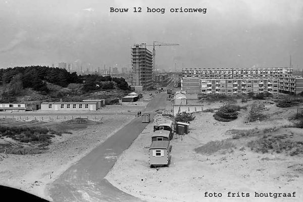 bouw oude orionweg