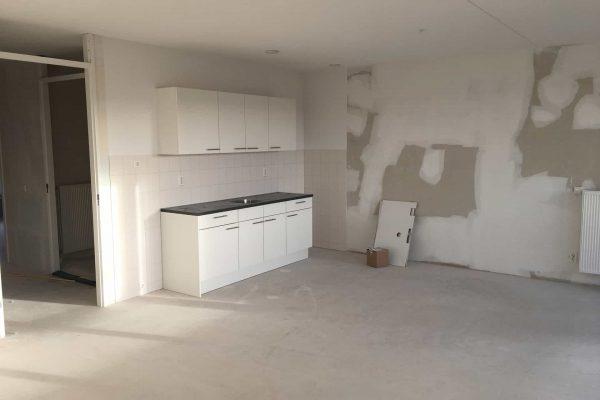 Nieuwbouw UNIC Lange Nieuwstraat IJmuiden Woningbedrijf Velsen