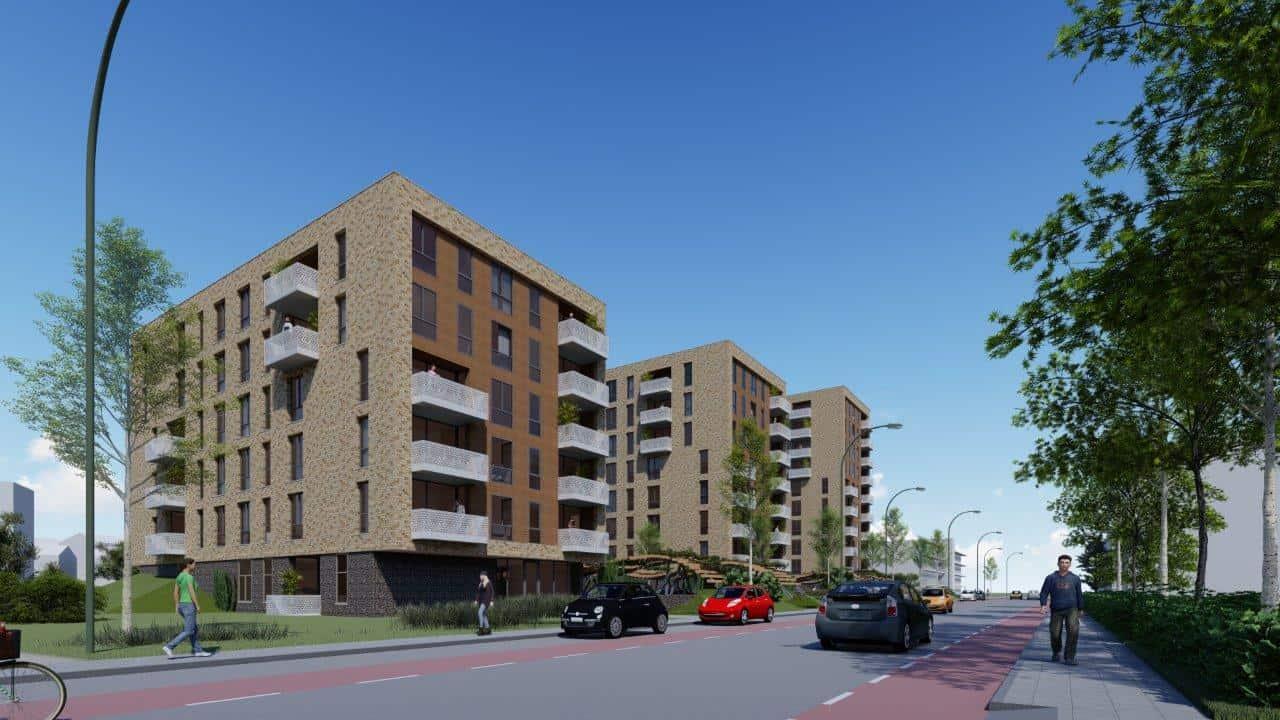 Nieuwbouw Orionweg rondt masterplan Zeewijk af