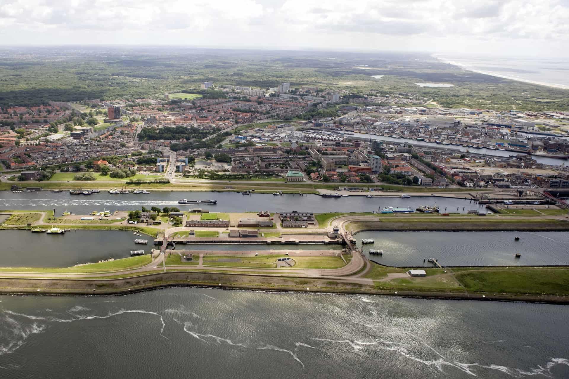 Van Pont tot Park- ideeën voor een aantrekkelijk centrumgebied in IJmuiden.