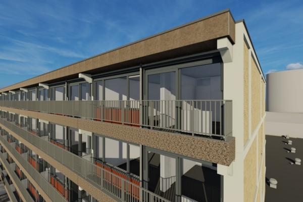 20210224_30 - Foto Balkon en luifel